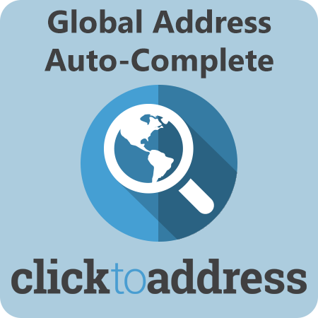 Global Address Auto Complete