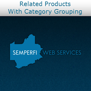 Related Products With Category Grouping